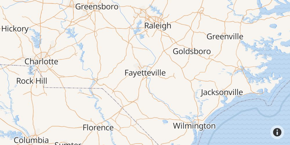 Time Warner Cable Outage in Fayetteville, Cumberland County, North