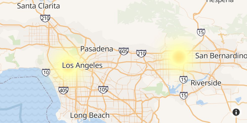 Time Warner Cable Outage in Oceanside, San Diego County