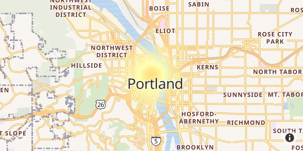 Comcast Outage in Portland, Multnomah County, Oregon