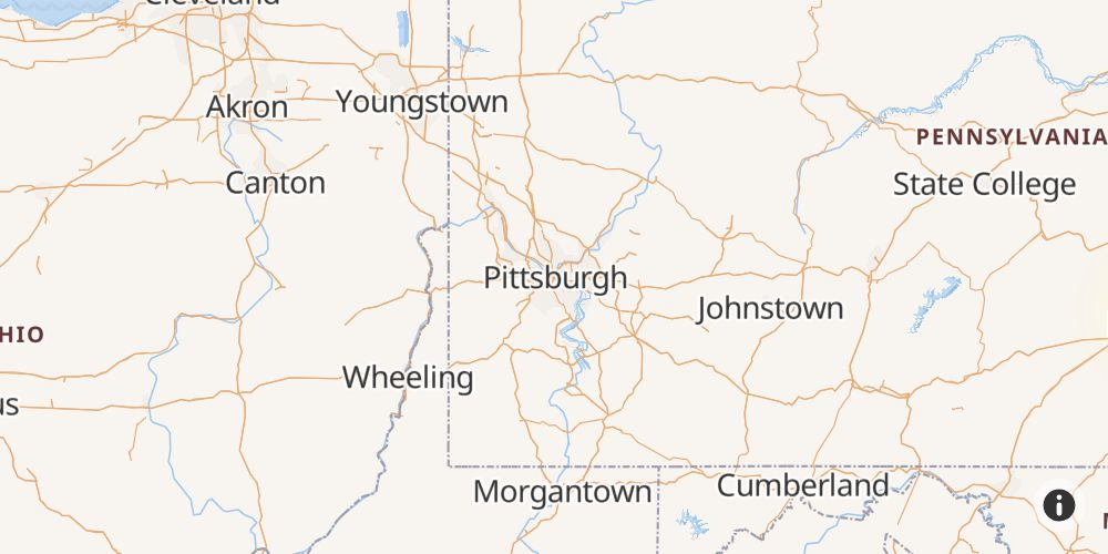 Sprint Outage in Pittsburgh, Allegheny County, Pennsylvania