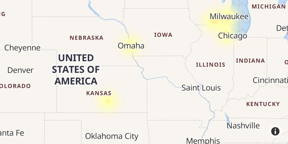 Mediacom Outage in Missouri - Outage.Report