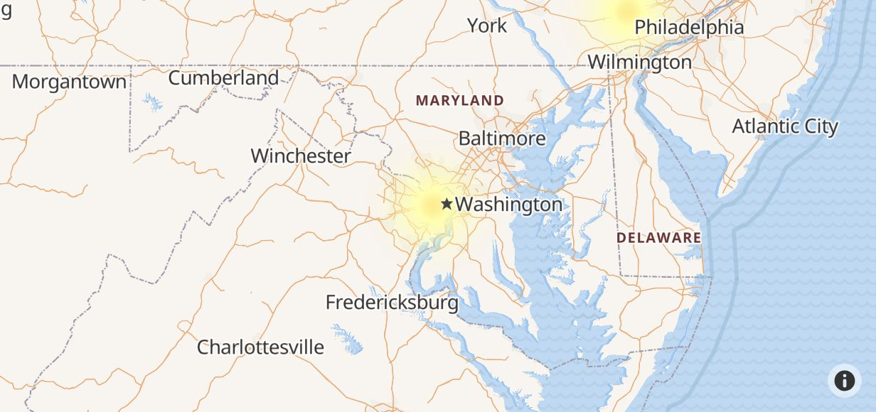 Mediacom Outage in Arlington, Arlington County, Virginia - Outage.Report