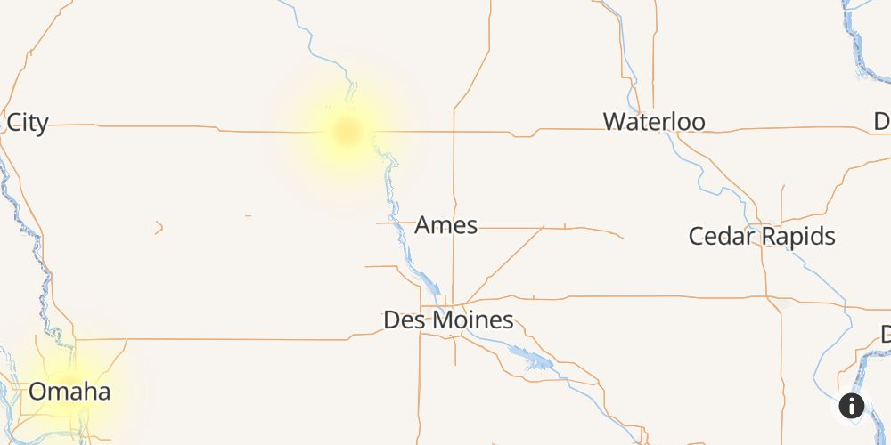 Mediacom Outage in Ames, Story County, Iowa - Outage Report