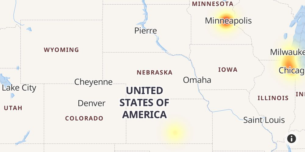 Mediacom Outage in Nebraska - Outage.Report