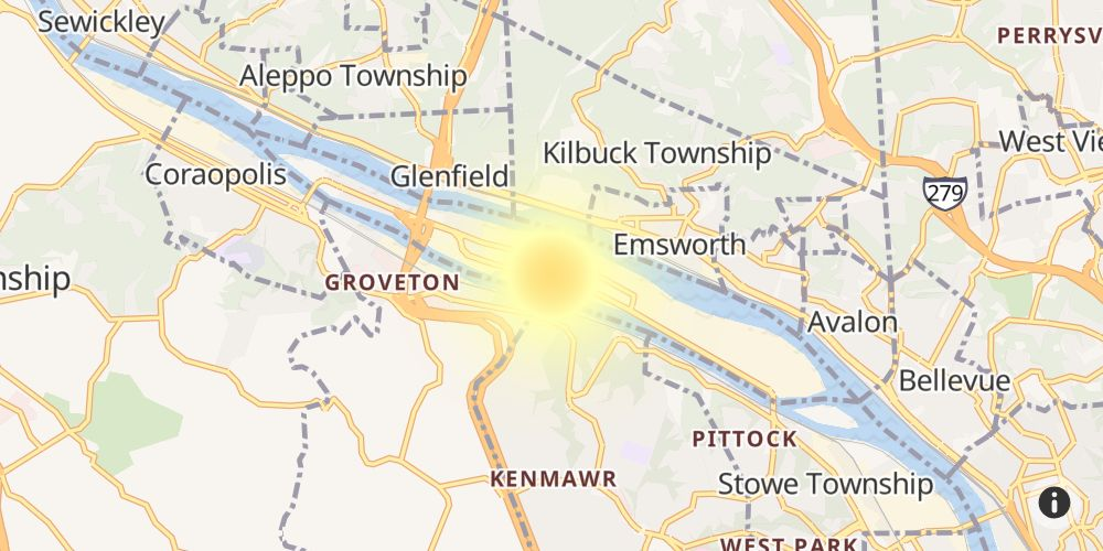 Duquesne Light Outage in Ambridge, Beaver County ... on map of university of pittsburgh pa, map of ruffs dale pa, map of sewickley heights pa, map of lawrence park pa, map of castanea pa, map of brighton township pa, map of coal center pa, map of point marion pa, map of east mckeesport pa, map of braddock hills pa, map of upper st clair pa, map of armagh pa, map of kennedy twp pa, map of western pennsylvania pa, map of arendtsville pa, map of findlay township pa, map of pulaski pa, map of avella pa, map of mt joy pa, map of pleasantville pa,